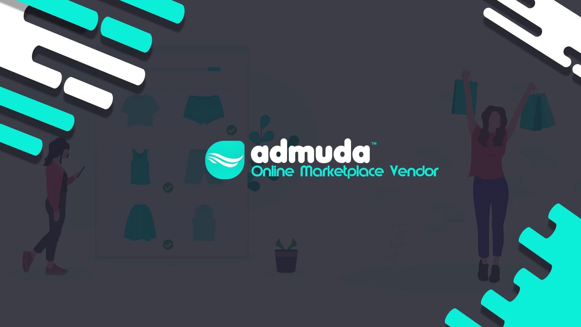 Admuda-Online-Markplace-Vendor
